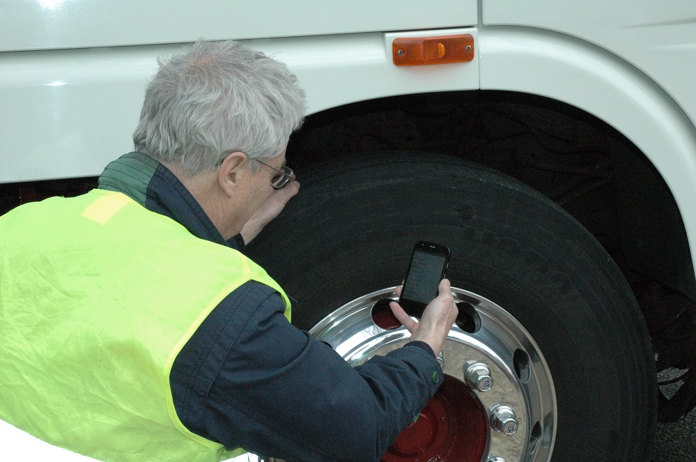 TRUCK TYRE MANAGER – InfoRoute